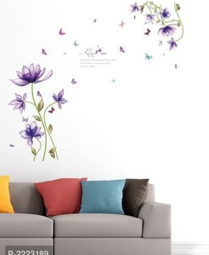 Multicoloured Premium Wall Sticker for home