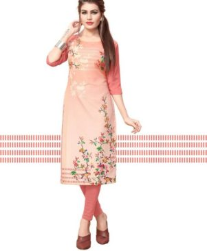 all time hit crepe kurtis