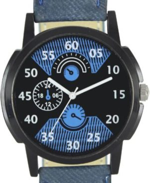 trendy multicolor analog watch   (Copy)