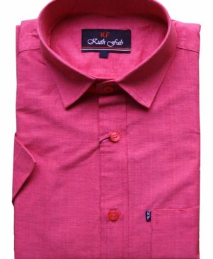 Handloom Cotton Formal Shirt