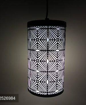 Cylindrical Decorative Ceiling Light Pendant
