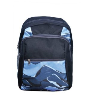 Casual Light Weight & Durable Graphic Screen Print School/College Bag