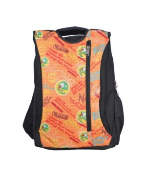 Graphic Screen Print School/College Bag - Light Weight