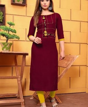 Attractive Cotton Women's Kurti